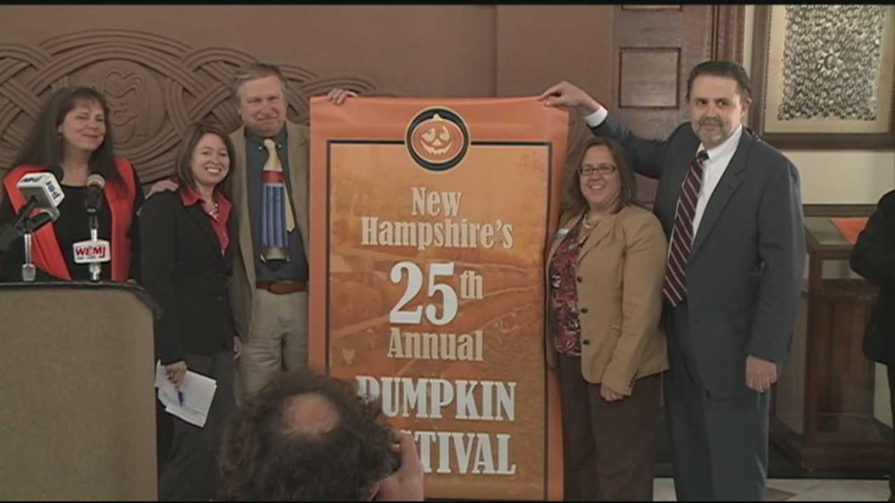 Laconia will host the 25th annual Pumpkin Festival this year after Keene officials denied a permit following last year's riots on the same weekend.