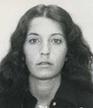 """Eddy Segall (born 1949) was 28 when she was reported missing on June 15, 1977, when she failed to return a borrowed vehicle she used for an exercise class in Merrimack. The vehicle was found July 3, 1977 in the woods of Hollis, and the keys were found about 150 feet from the car. Segall is 5'1"""" and 118 pounds and was last seen wearing blue jeans, a white tank top, sandals and a brown pocketbook. She lived in Florida before moving to New Hampshire."""