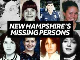 There are several people still officially missing from New Hampshire, according to the New Hampshire Department of Safety's Major Crime Unit, the New Hampshire Cold Case Unit and the National Center for Missing and Exploited Children. Help us locate them!