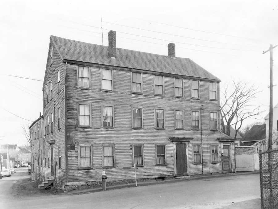 Many things at the Strawbery Banke living history museum are the same. But in 1985, the historic Pitt Tavern got a much needed facelift.