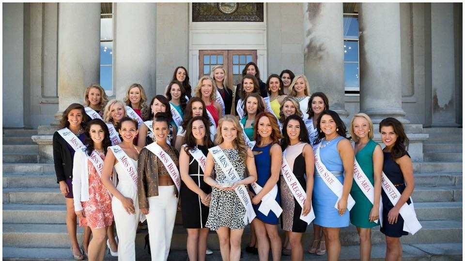 Twenty-seven contestants from all across New Hampshire are set to compete in the 69th annual Miss New Hampshire scholarship competition.