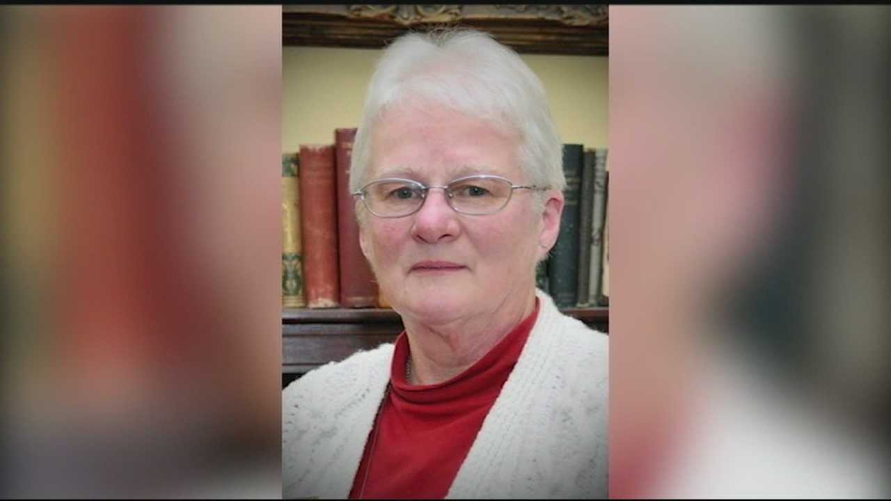 People who live in the quiet community in Bow, New Hampshire are rallying to help a beloved librarian who was struck by tragedy when a fire all but destroyed the home she had lived in for more than 40 years.
