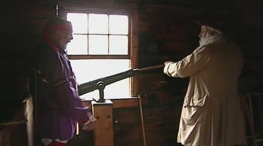 And today, you can frequently see reenactors at the fort and learn what life was like more than 250 years ago.