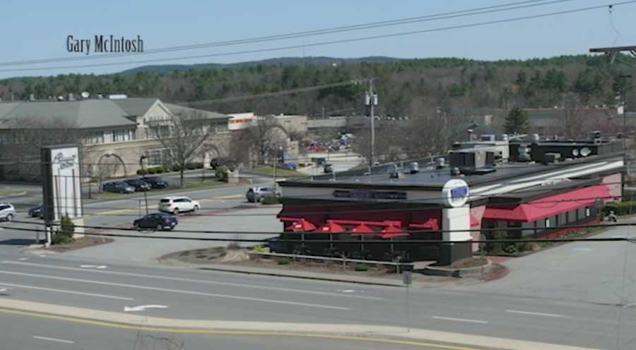 Shakey's has long since closed its Nashua location, and the Pheasant Lane Mall -- specifically the Pizzeria Uno -- now sits on the property.