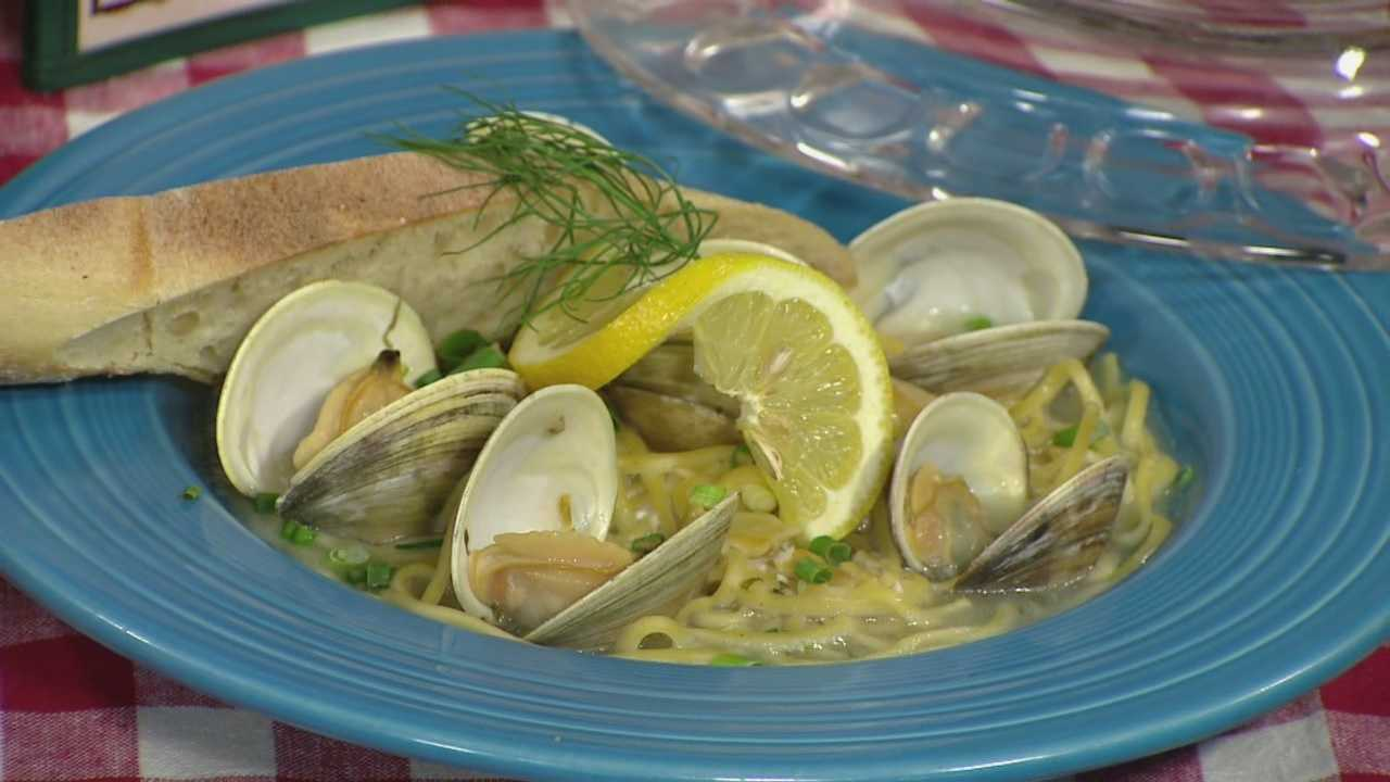 Learn how to make this easy seafood dish with Chef Dennis Flaherty of The Italian Farmhouse in Plymouth.