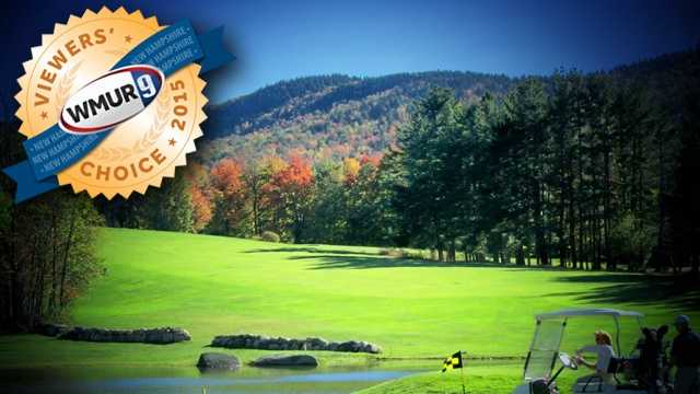 This week, we asked our viewers where to find the best golf course in the Granite State. Take a look at the top responses! First we'll take a look at some honorable-mentions...