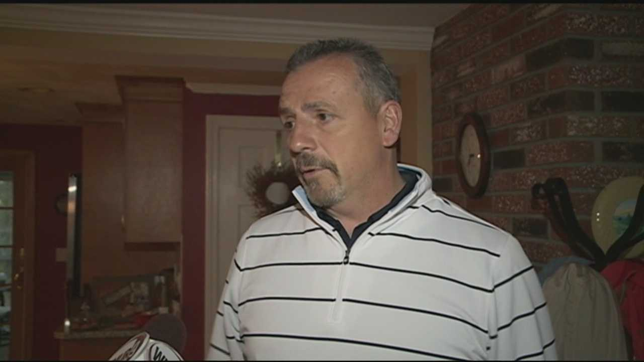 We're hearing from one of the people who witnessed a deadly hit and run in derry thursday night.