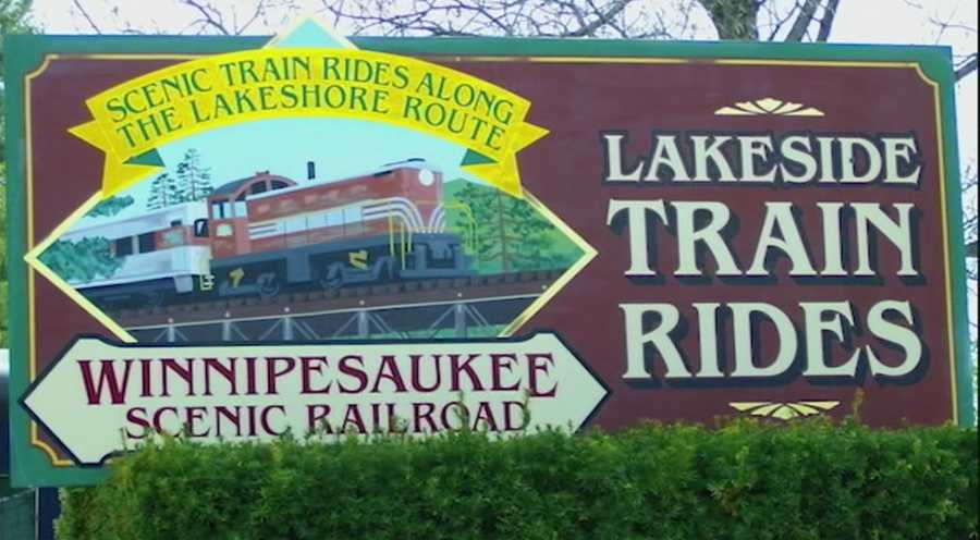 Now, the Hobo and Winnepesaukee is one of the most popular tourist railroads in the northeast.