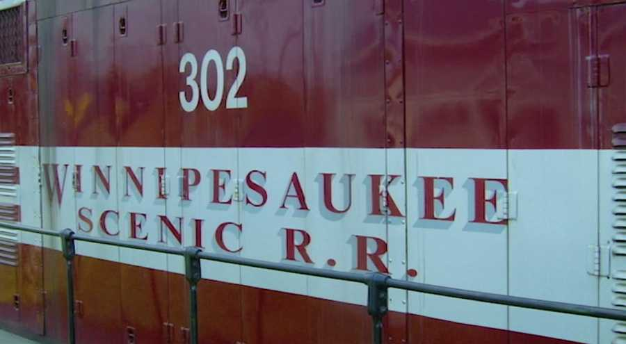 The Winnepesaukee Scenic Railroad was added a few years later.