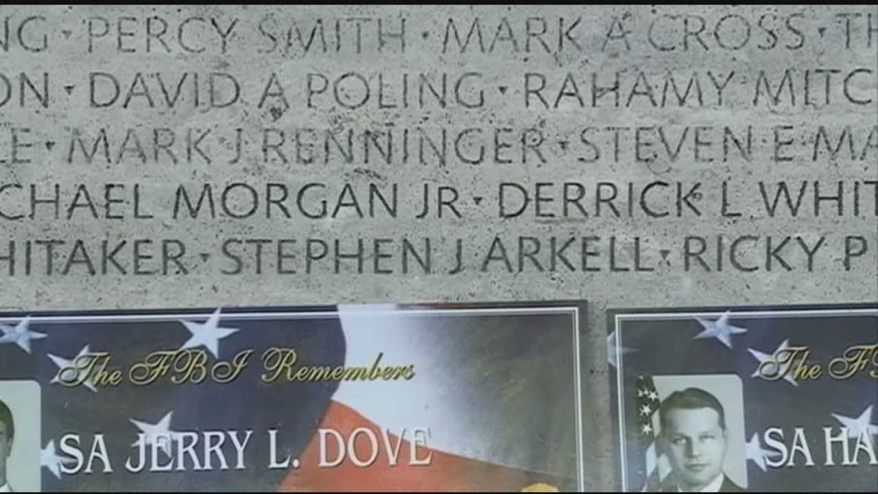 Brentwood police Officer Stephen Arkell's name has been added to the National Law Enforcement Officer's Memorial.