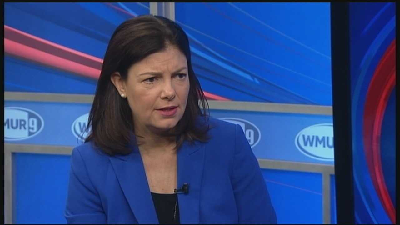 U.S. Sen. Kelly Ayotte tells News 9 she is deeply disappointed about what she calls a very troubling result of an FEC investigation into campaign finance questions surrounding U.S. Rep. Frank Guinta.