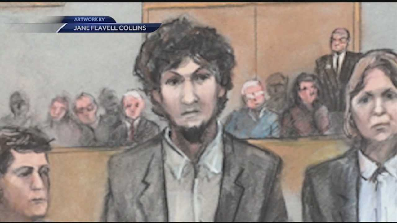 "A jury sentenced Dzhokhar Tsarnaev to death Friday for the Boston Marathon bombing, sweeping aside pleas that he was just a ""kid"" who fell under the influence of his fanatical older brother."