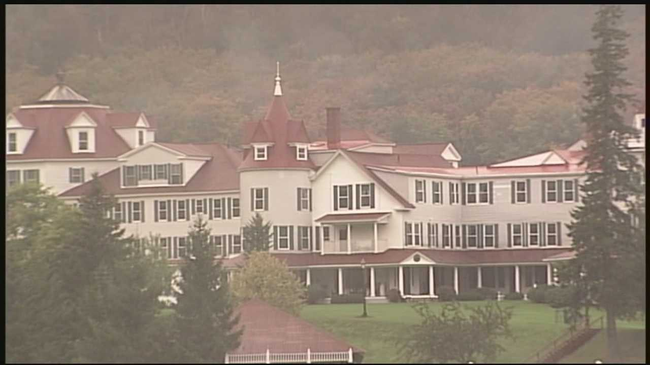 Gov. Maggie Hassan has signed a bill opening the way for a Maine businessman's plan to restore a historic resort in the economically distressed North Country.