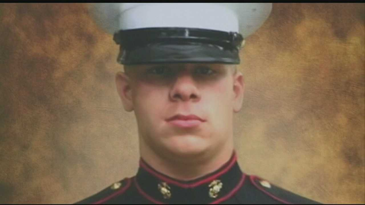On her first Memorial Day without her son, Lance Cpl. Brandon Garabrant, Jessie Kelley talks about the sacrifices he made for his community and his country.