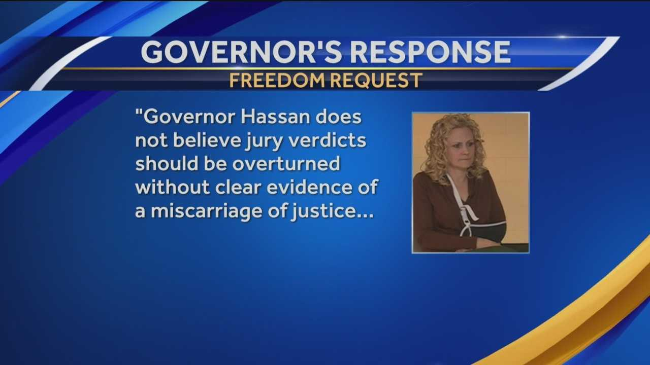 Gov. Maggie Hassan's office has released a statement on the status of Pamela Smart.