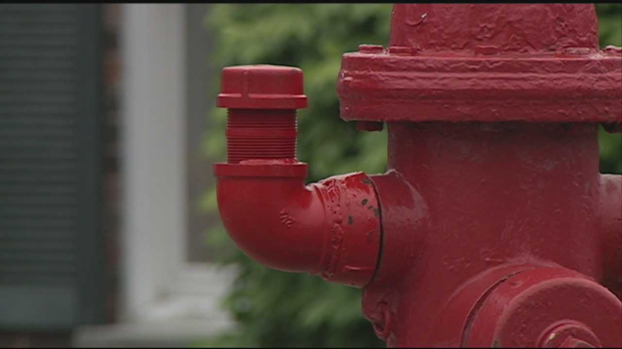 Crews in Dover are trying to track down a leak in the city's water system that has resulted in the loss of about 1 million gallons of water each day.