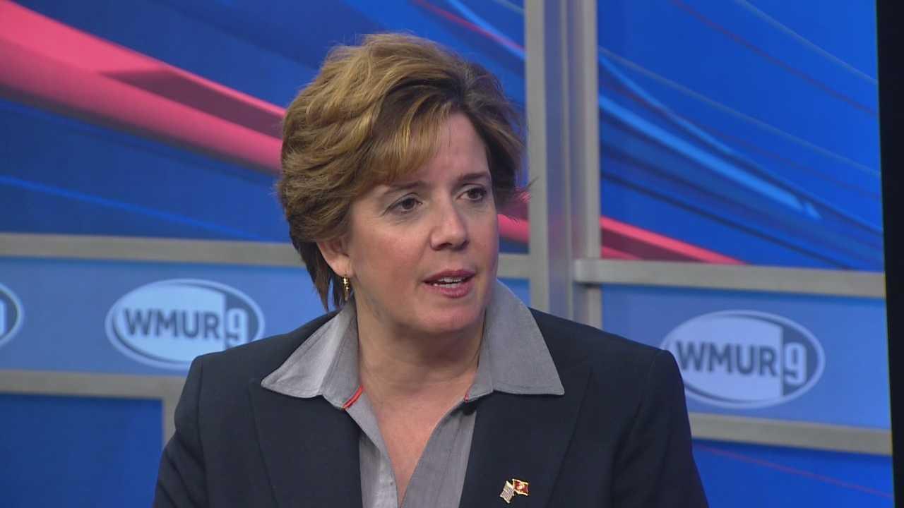 Former NHGOP Chairwoman Jennifer Horn