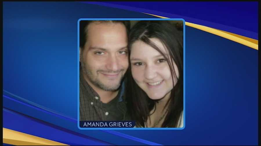 Amanda Grieves said she viewed Dion as like a father.