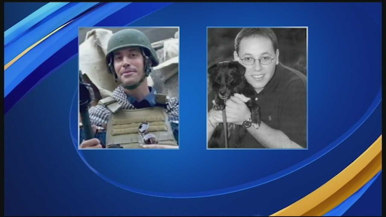 James Foley and Steven Sotloff