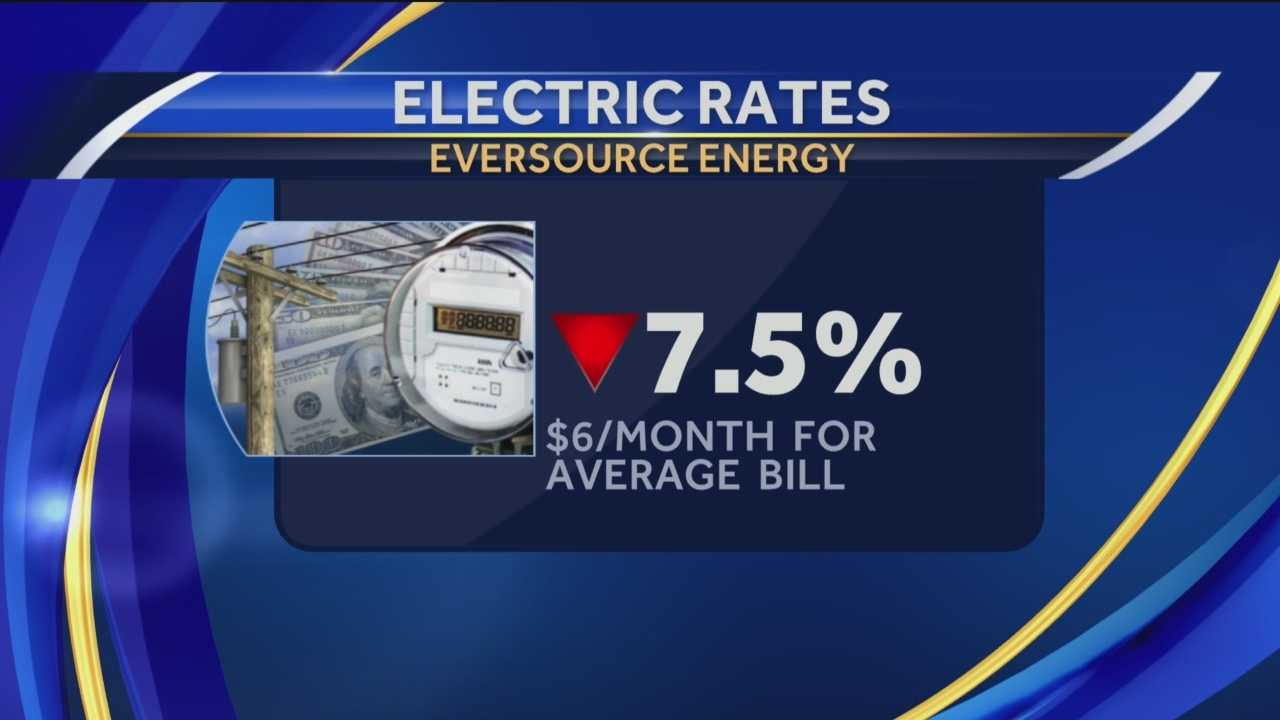Eversource Energy has asked New Hampshire regulators for a rate reduction of more than 7.5 percent beginning July 1.