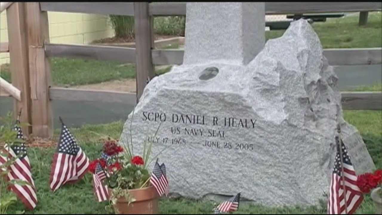 Navy Seal Memorial