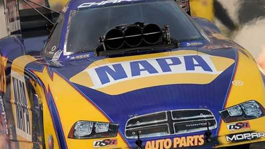 "Thousands of people packed a race track in Epping, New Hampshire, Saturday and Sunday for ""New England Nationals."""