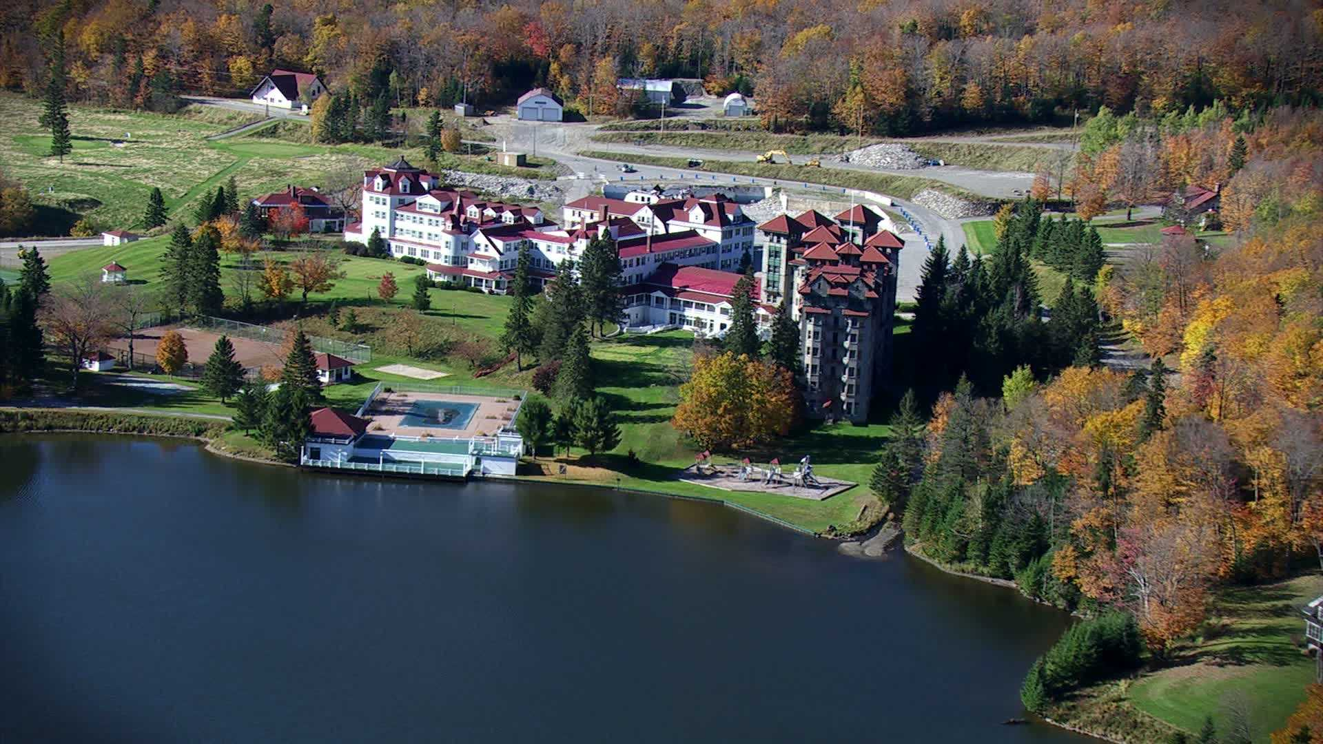 Check out what the iconic Balsams Resort will have that it's never had before, and why you won't find anything like it in the North East - Tuesday at 11.