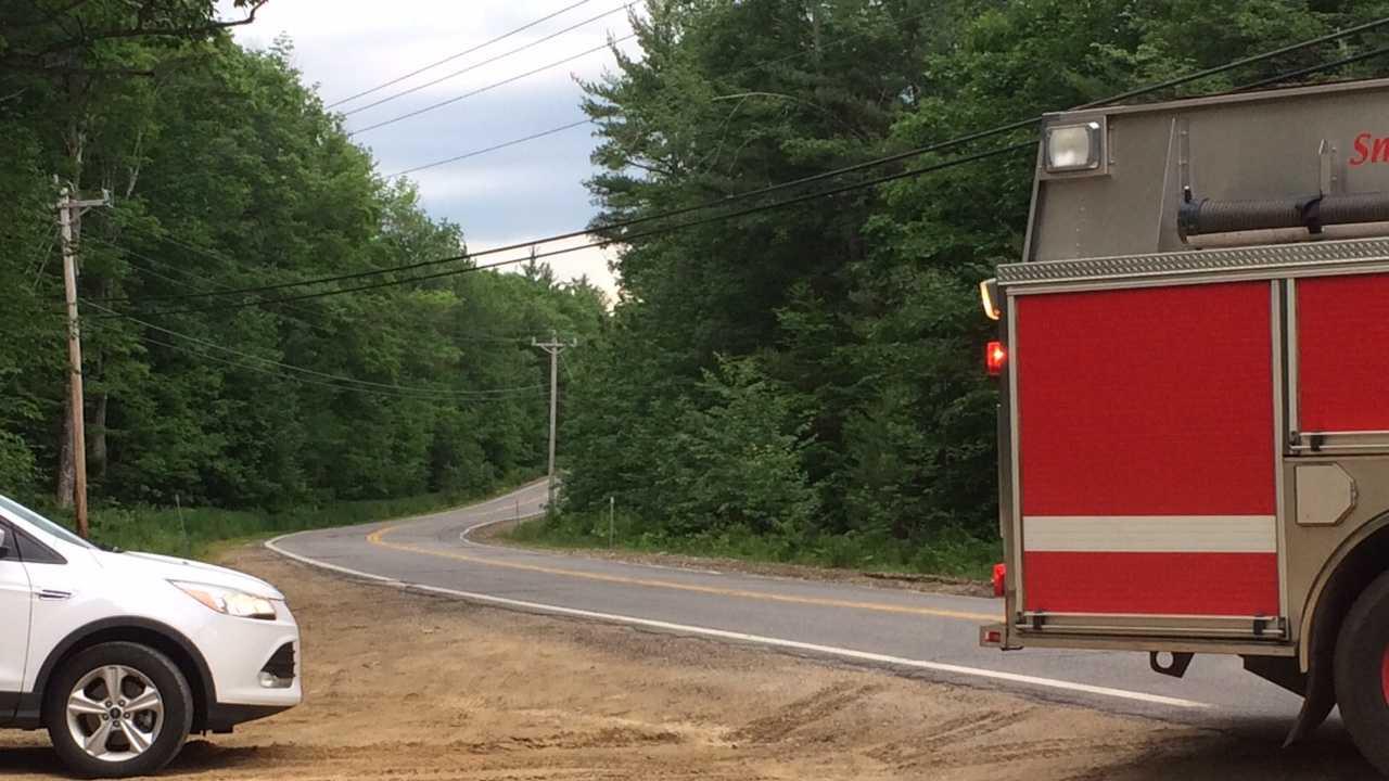 Route 107 in Gilmanton