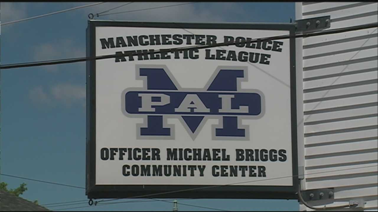 "The Manchester Police Athletic Association is getting a million-dollar renovation, thanks to the group ""Building on Hope."""