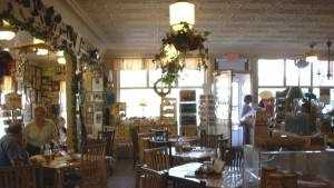 A historic country store in Hooksett is fighting to stay in business Saturday.