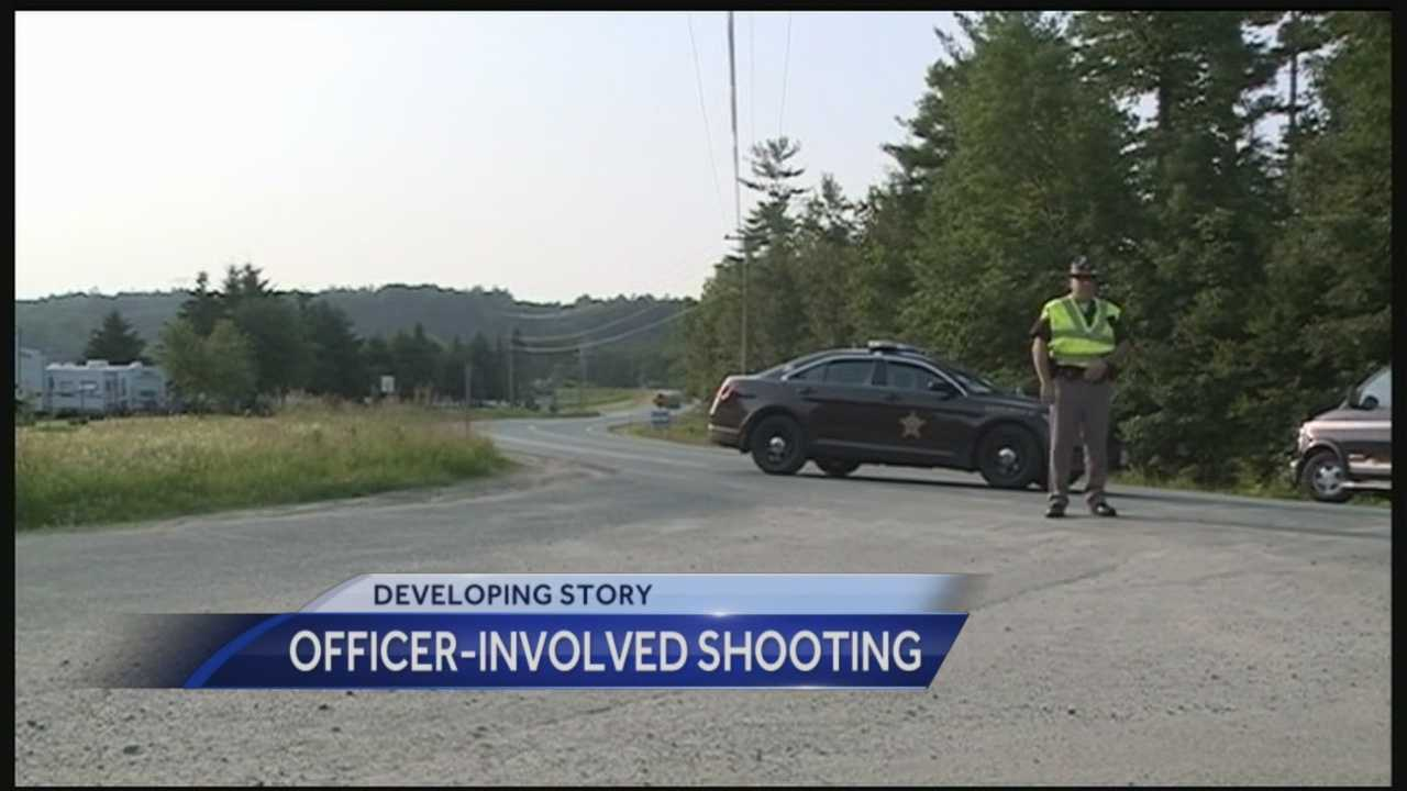 We continue to follow a developing story out of Bath where the Attorney General's office and state police are investigating an officer-involved shooting near Route 302.