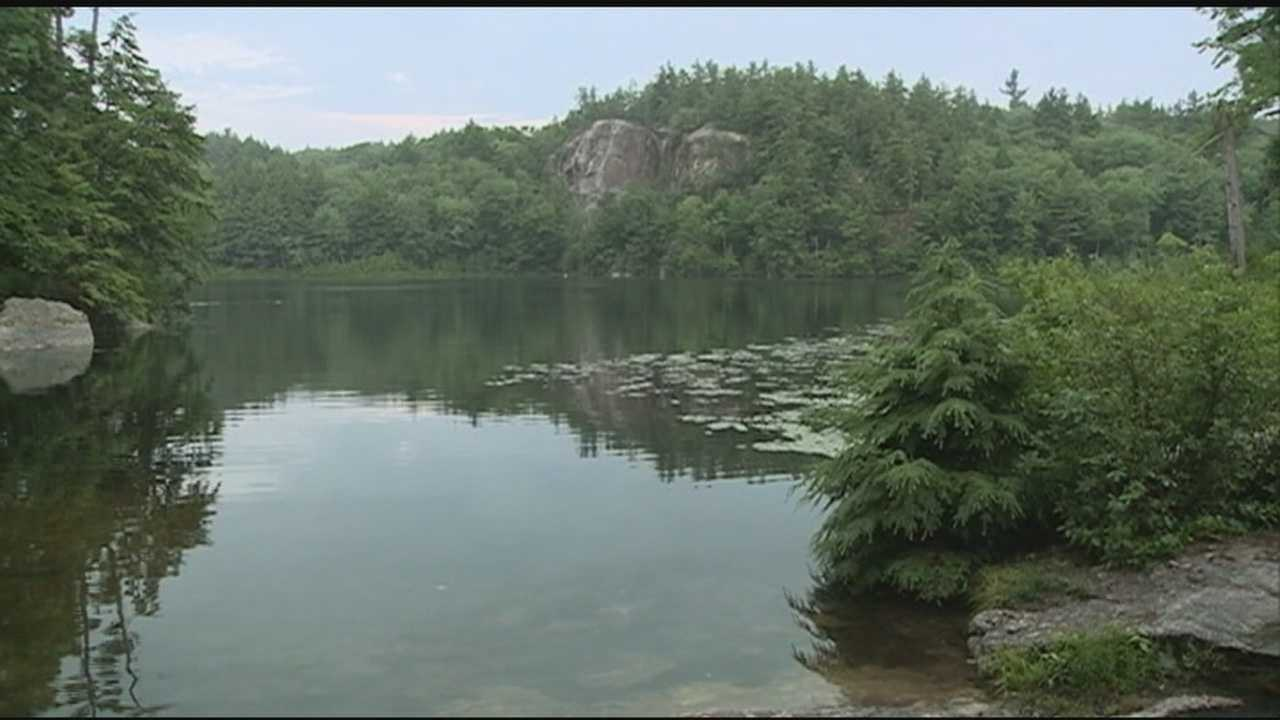 A search for a man presumed drowned in a Barrington pond is expected to resume on Wednesday. Mike Cronin has the latest on the search.