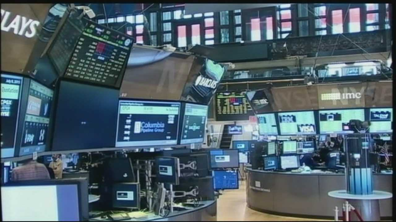 The New York Stock Exchange halted trading late Wednesday morning because of technical trouble. WMUR's Jean Mackin has more.
