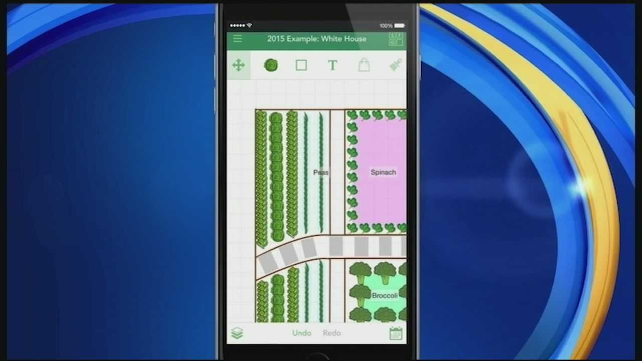 Gardening can be a great pastime. But after that brutal winter, your green thumb may be feeling a little under the weather. In today's Tech Talk, we take a look at an app that can help you grow vegetables, fruits and herbs like a pro.