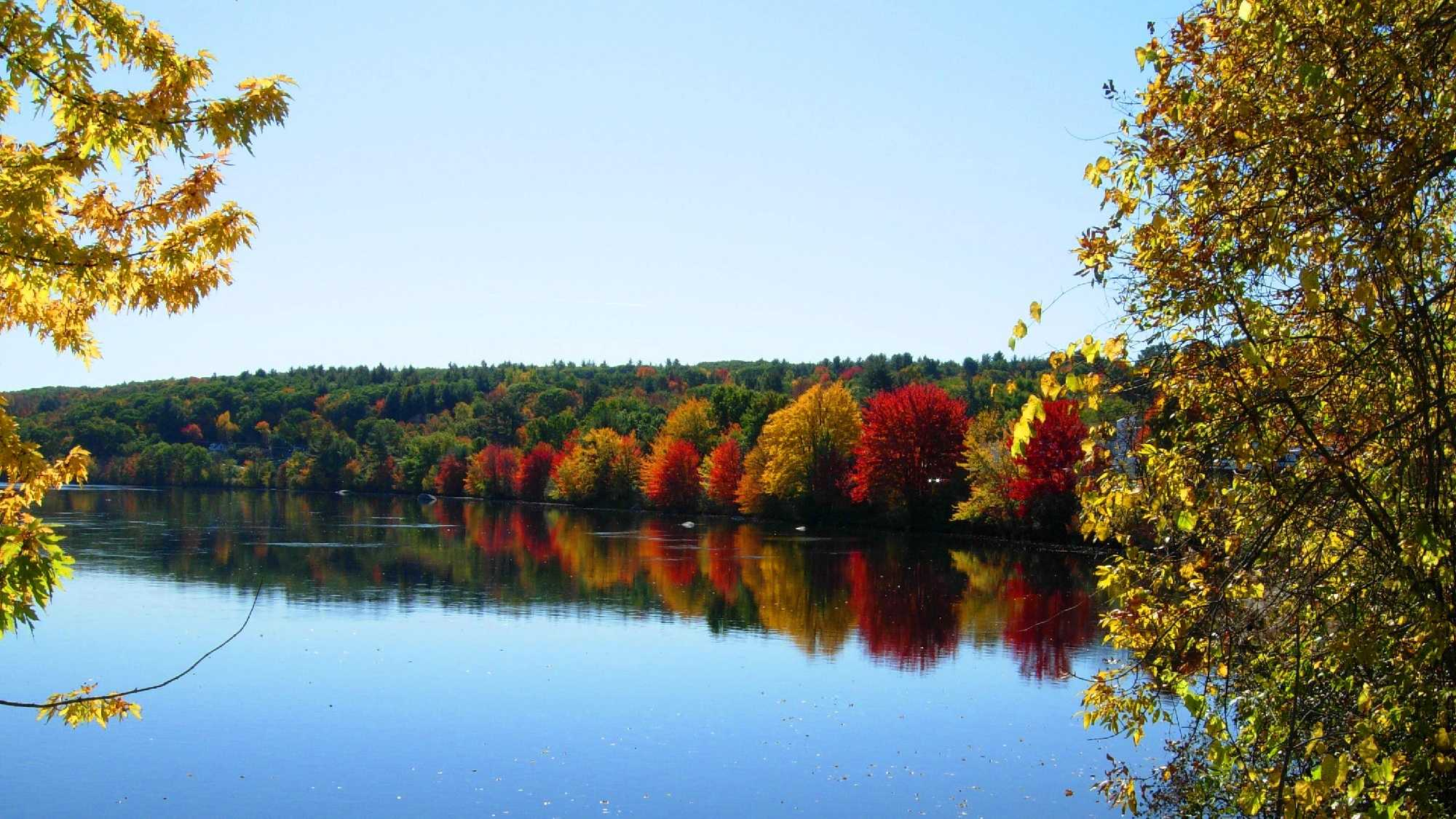 The Merrimack River