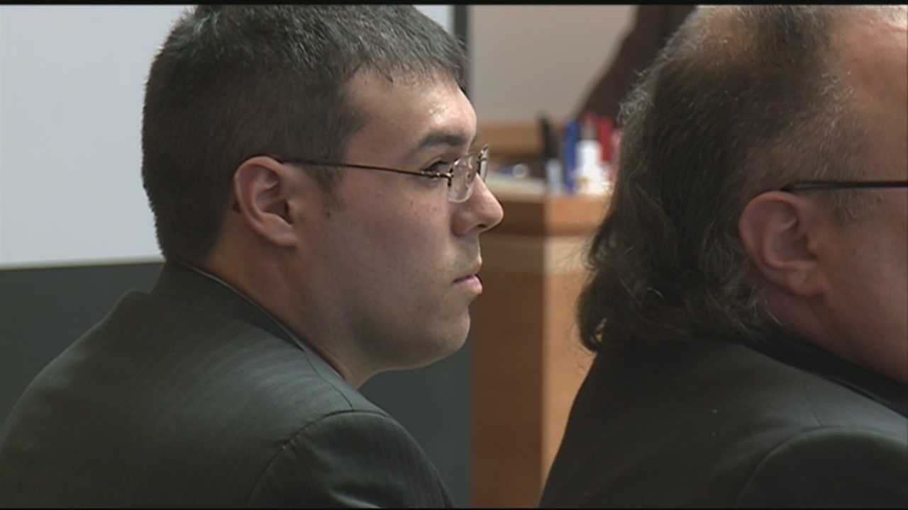 The trial began Thursday for a man involved in a war game that took a deadly turn.