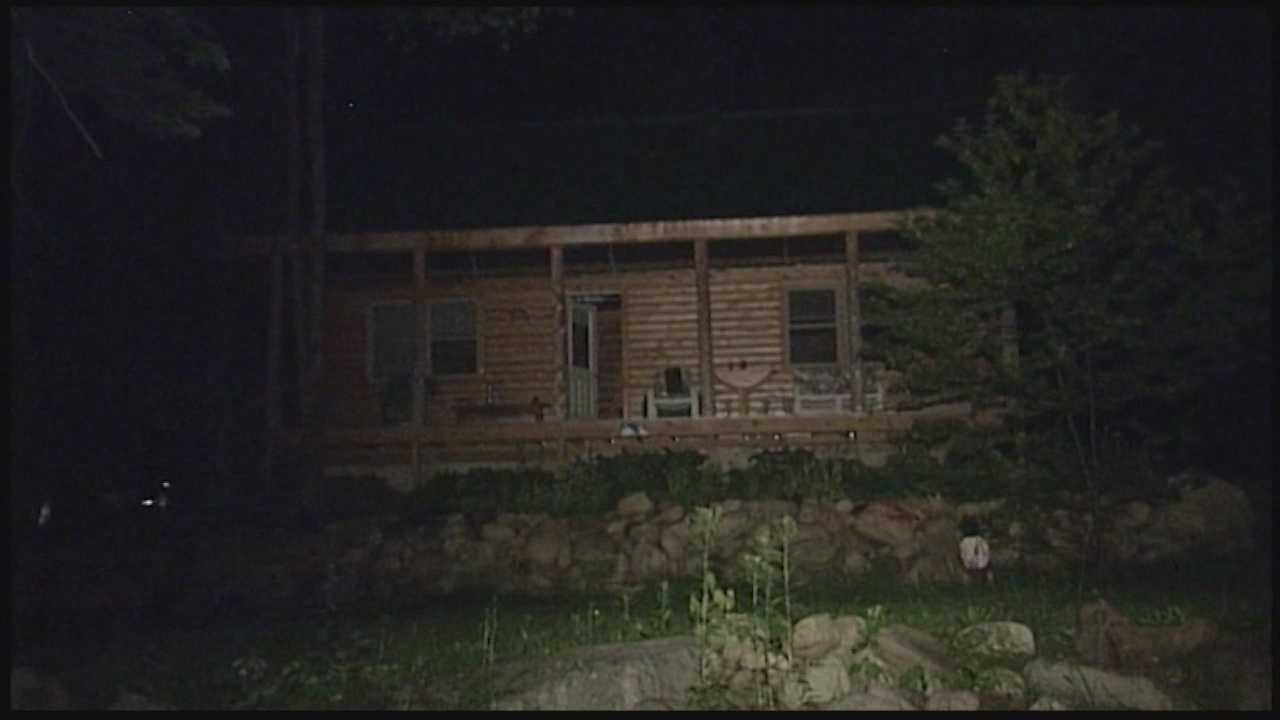 The Oxford County Sheriff's Department confirms four people were found dead Friday night in Byron.