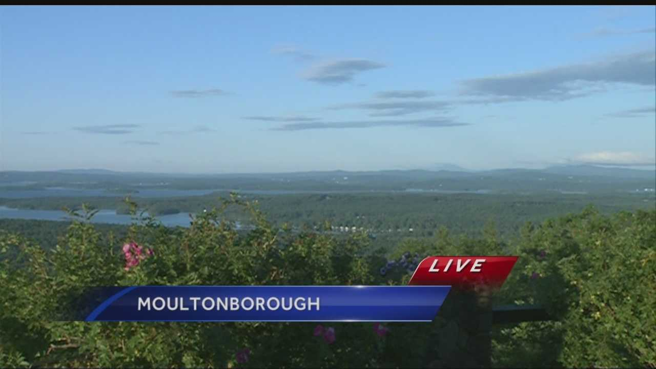 In today's Weather Wednesday, Meteorologist Kevin Skarupa visits the Castle in the Clouds in Moultonborough.