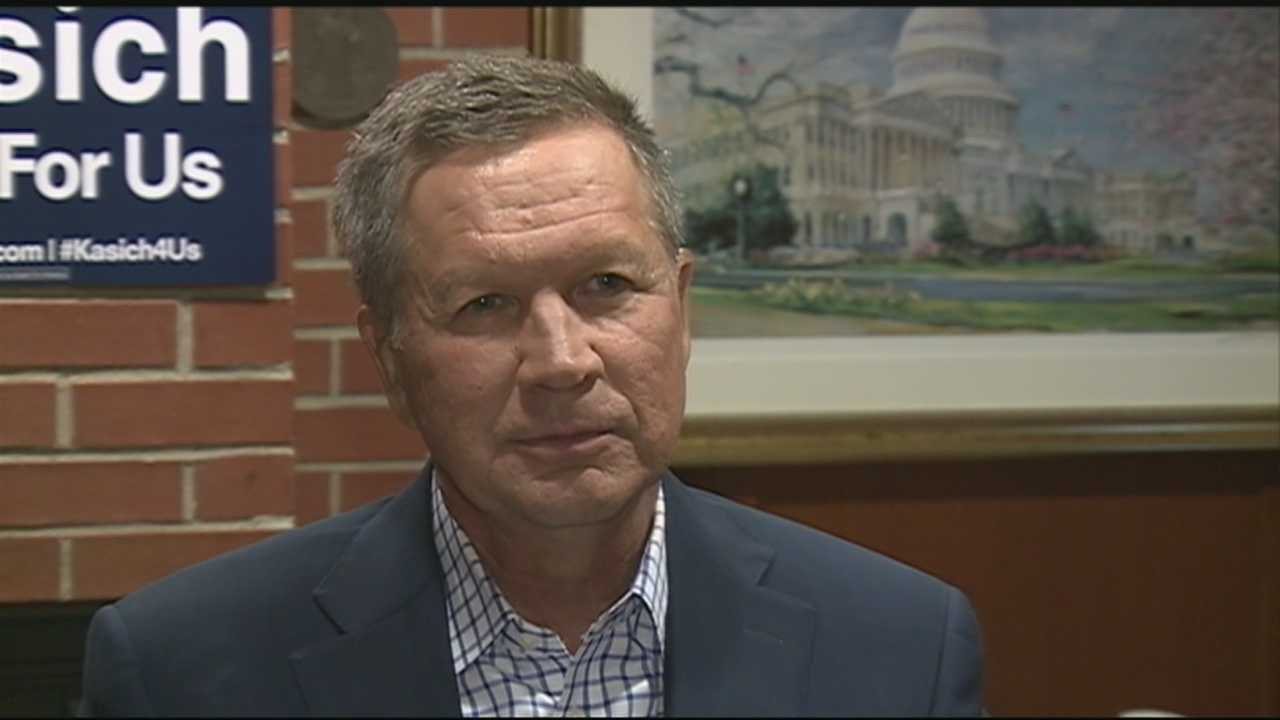 Presidential candidate John Kasich sits down with Adam Sexton on CloseUP.