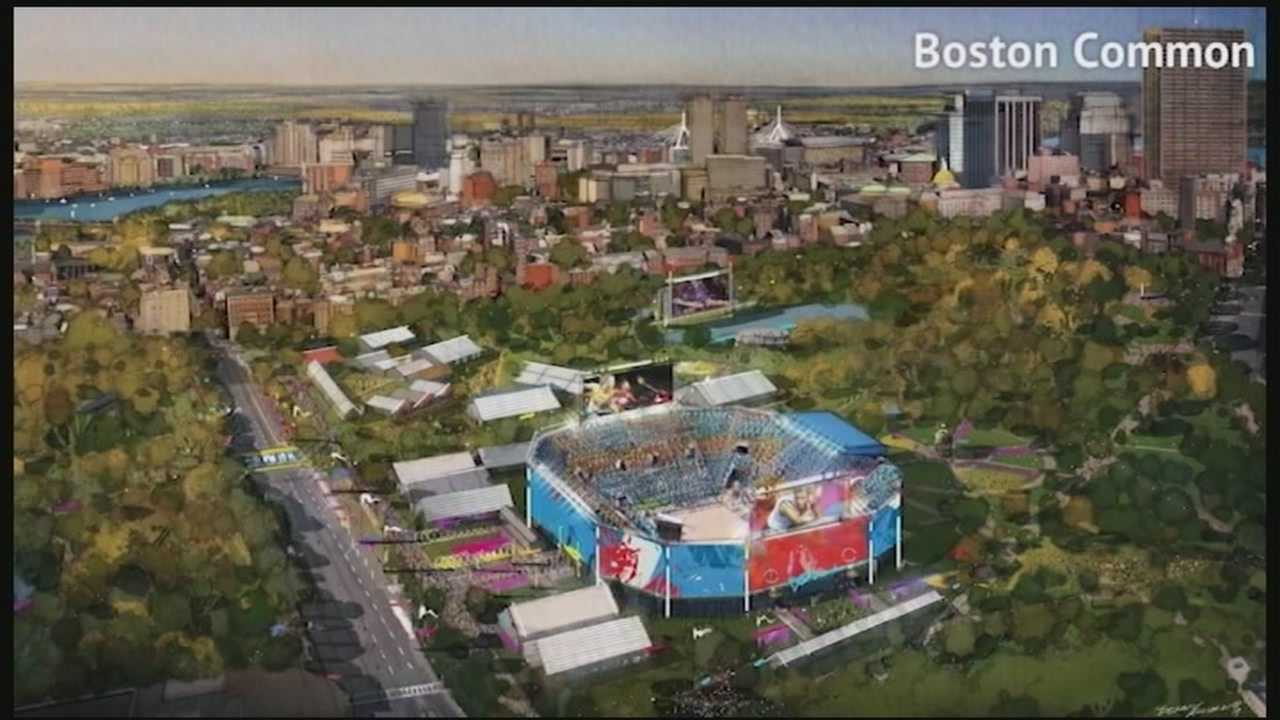 Boston's bid to host the 2024 Olympics is over. The USOC board decided via teleconference after Boston Mayor Marty Walsh announced he would not be pressured into signing the host city contract that puts the city on the hook for any cost overruns.