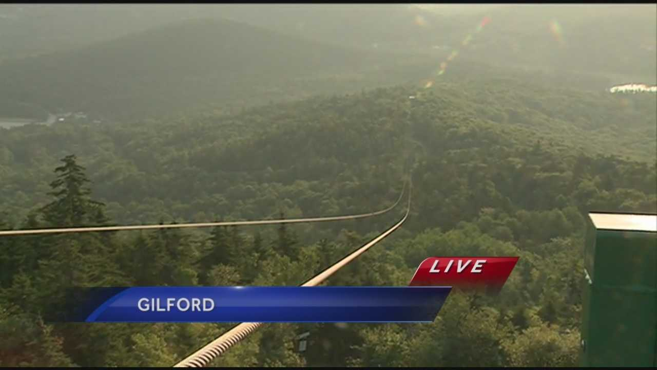 In today's Weather Wednesday, Meteorologist Kevin Skarupa visits Gunstock Mountain in Gilford.