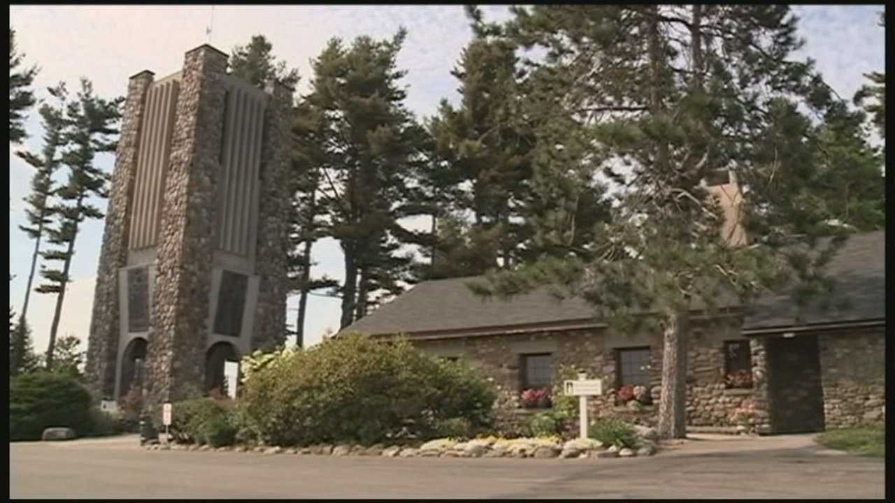 Chief Meteorologist Mike Haddad is in Rindge at the Cathedral of the Pines, a national memorial dedicated to those who have served the country.