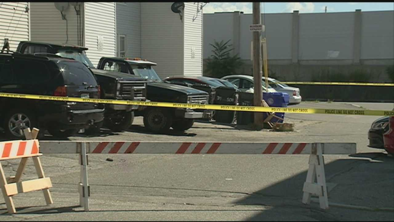 Manchester police say they are investigating a shooting that happened early Saturday morning on School Street.