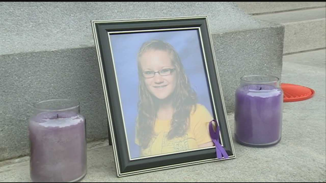 Families are asking for help to fight heroin addiction, and they used a vigil Saturday tonight to highlight their message