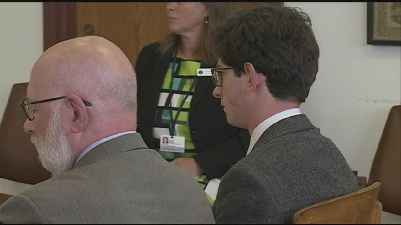 Victim begins testifying in trial of Owen Labrie.