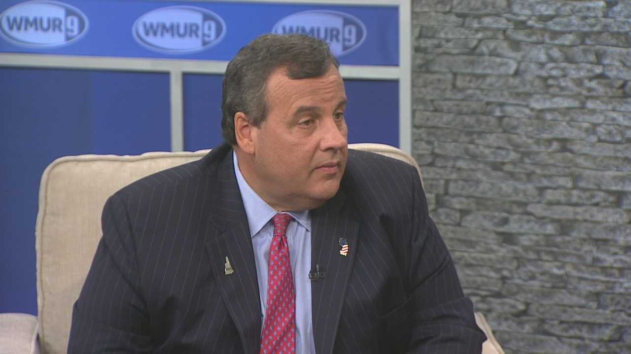 Republican presidential candidate Chris Christie joins Josh McElveen for the Conversation with the Candidate series (Part 1).