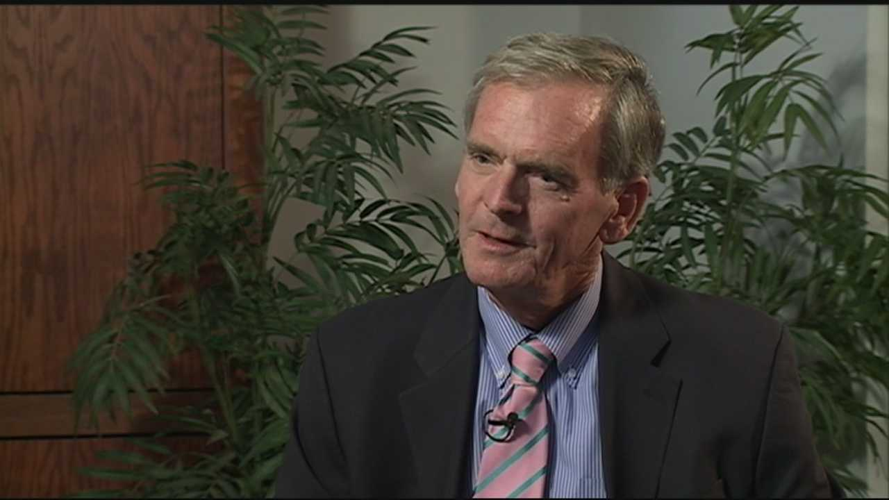Former Sen. Judd Gregg sits down with Josh McElveen on CloseUP.