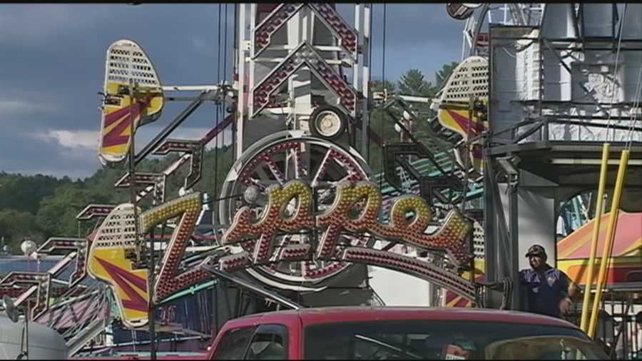 3 hurt in ride malfunction at Cornish Fair
