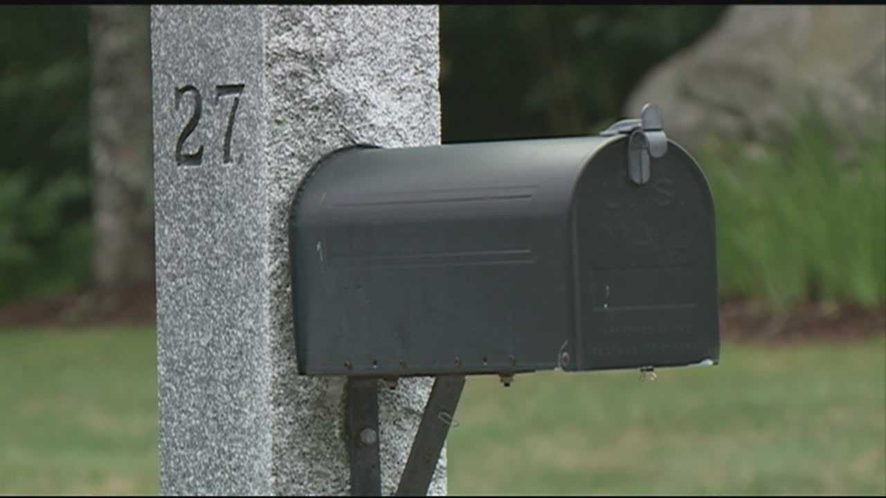 A pair of Honda airbags were placed inside two mailboxes in Hooksett this week, and police said they could have released powerful explosion.