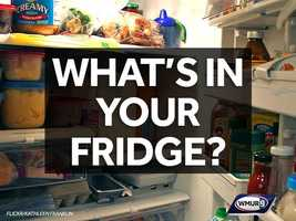 What's in your fridge? We recently asked our viewers to tell us about items inside their refrigerators that might be considered unique to a New Hampshire home. Take a look at some of their responses.